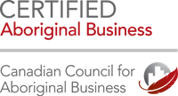 Certified Aboriginal Business logo