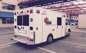 Canadian EMS - Medical Standby, Patient Transfers, Prehospital Care